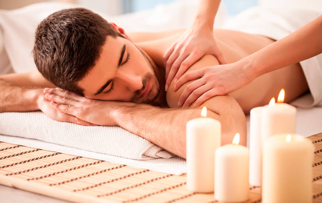 Massage Spa Wellness Aparthotel Fontanelles Playa Mallorca