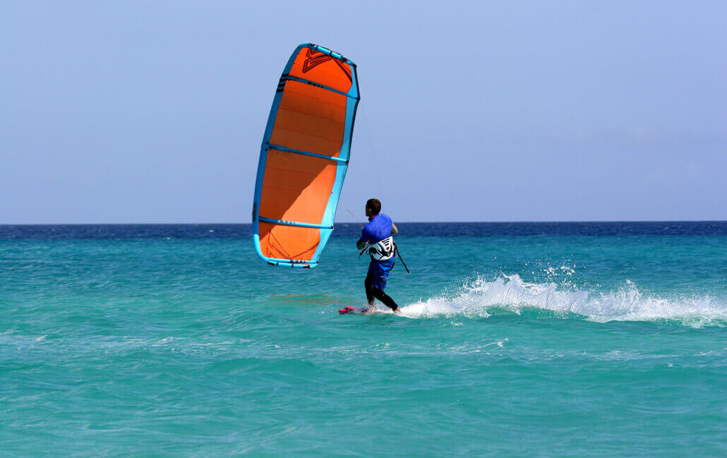 do water sports at aparthotel fontanellas playa in majorca