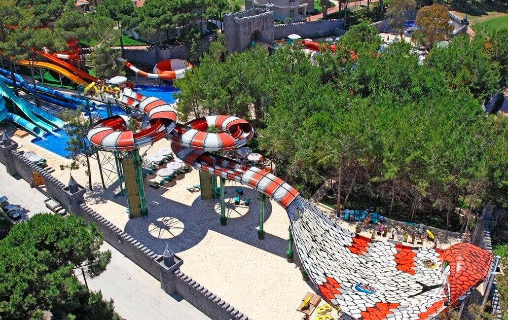 visit aqualand near aparthotel fontanellas playa in  majorca
