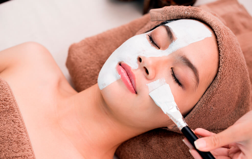 Facial Mask Spa Wellness Aparthotel Fontanellas Playa Majorca