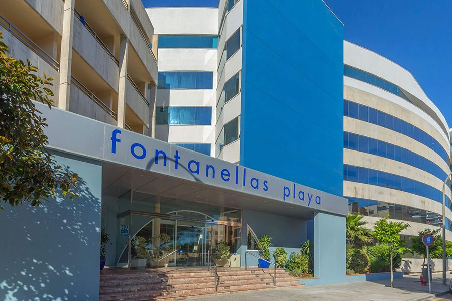 Long stay deal in Aparthotel Fontanellas Playa in Majorca